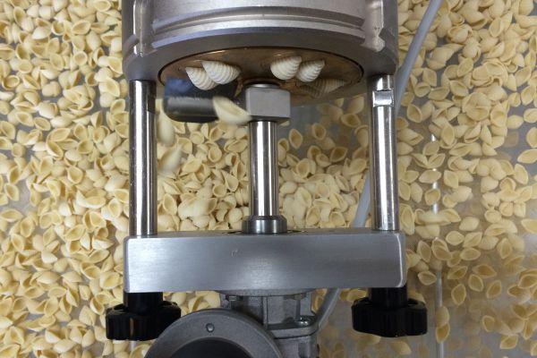 Fabrication des coquilles - Extrudeuse © La Fabric' d'Alice